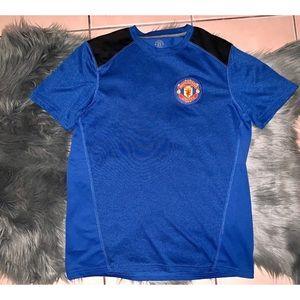 Manchester United Short Sleeve Jersey